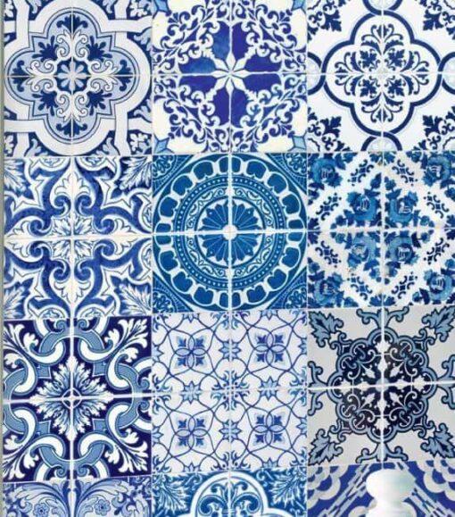 Kafelki azulejo(s)