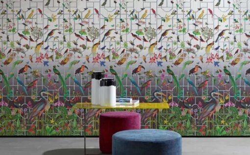 Sahco Fine Wallcoverings