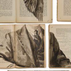 Fototapeta Ekaterina Panikanova Biblioteca EKA-01