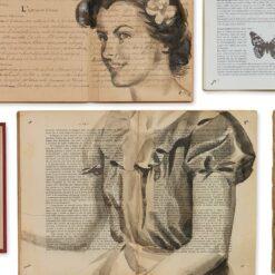 Fototapeta Ekaterina Panikanova Biblioteca EKA-04