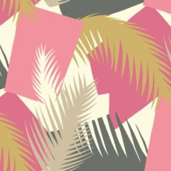 Tapeta Cole & Son Geometric II 105/8038 Deco Palm