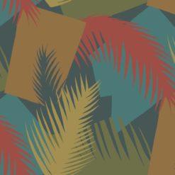 Tapeta Cole & Son Geometric II 105/8039 Deco Palm