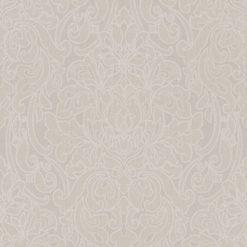 Tapeta Rasch Textil Liaison 078106 tekstylna beżowa ornament