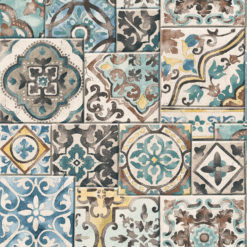 Tapeta A Street Prints Reclaimed 22315 Marrakesh Tiles