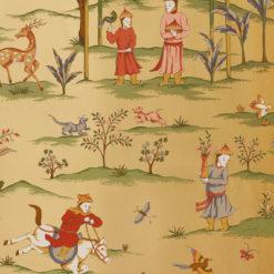 Tapeta Thibaut Shangri-La T8601 Ting Yuan