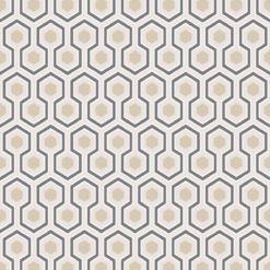 Tapeta Cole & Son Contemporary Restyled Hicks' Hexagon 95/3016