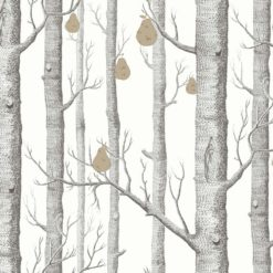 Tapeta Cole & Son Contemporary Restyled Woods & Pears 95/5027