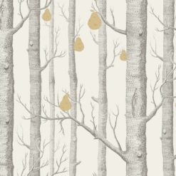 Tapeta Cole & Son Contemporary Restyled Woods & Pears 95/5032