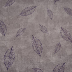 Tapeta Filpassion Fossil 41986 Leaf Purple