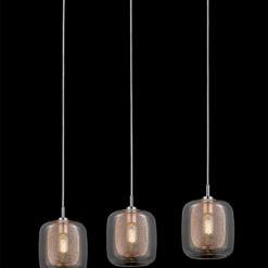 Potrójna lampa wisząca Donato I