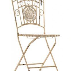 Krzesło metalowe Capi Aluro