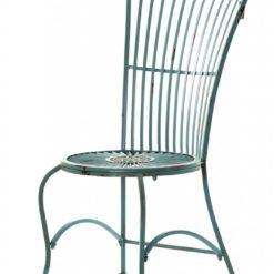 Krzesło metalowe Fiesta Aluro