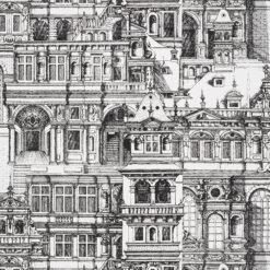 Tapeta Thibaut Graphic Resource Palazzo T35172