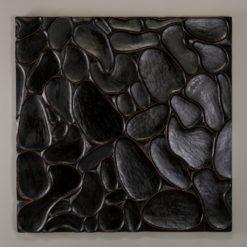 Panel ścienny Arto Aluro czarny