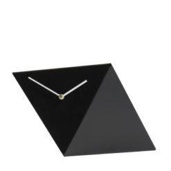 Zegar biurkowy BIRD czarny ACL0010