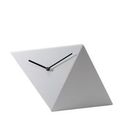 Zegar biurkowy BIRD biały ACL0011