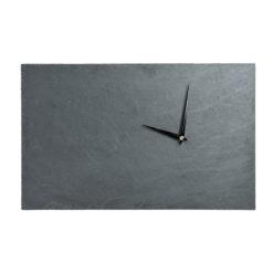 Zegar ścienny STONE z czarnymi wskazówkami ACL0040