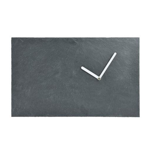 Zegar ścienny STONE z białymi wskazówkami ACL0041