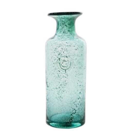 Szklana karafka turkusowa AGL0121