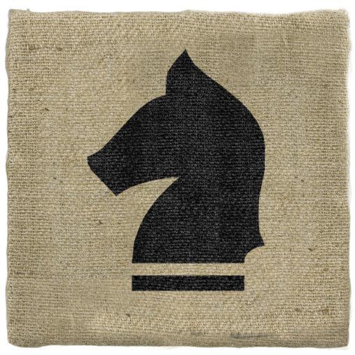 Grafika CHESS HORSE APC0012