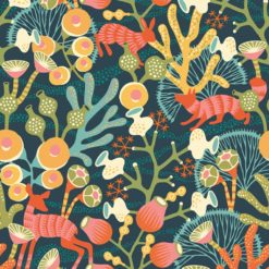 Mural Boras Tapeter Wonderland 1482 Korallang