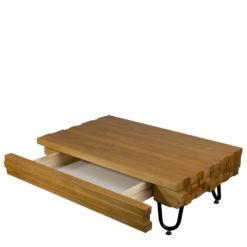 Stolik kawowy z wysuwaną szufladą FCT0030