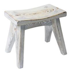 Drewniany stołek FST0091