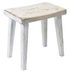 Drewniany stołek FST0092