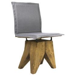 Krzesło gont na drewnianej bazie FST0161