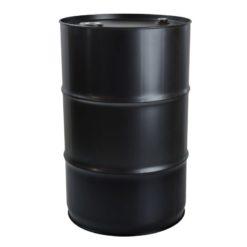 Stolik kawowy industrialny w kolorze czarnym