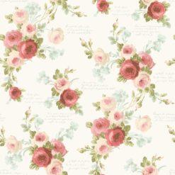 Tapeta York Magnolia Home by Joanna Gaines MH1525 Heirloom Rose