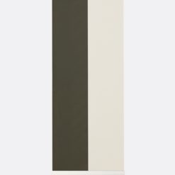 Tapeta Ferm Living Thick Lines Green/Off White
