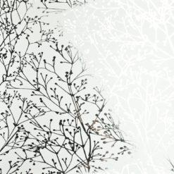 Tapeta Anna French Zola AT34124 Zola (Foil) Silver On White