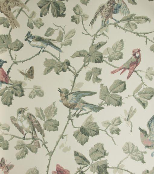 Tapeta Cole & Son Archive Anthology 100/2009 Winter Birds