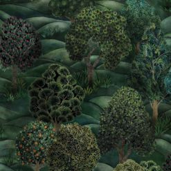 Tapeta Cole & Son Botanical Botanica Forest 115/9028