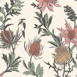 Tapeta Cole & Son Botanical Botanica Thistle 115/14043