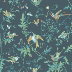 Tapeta Cole and Son Icons Hummingbirds 112/4014