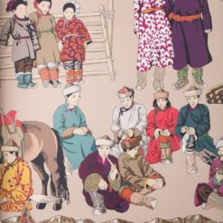 Tapeta Manuel Canovas Papiers Peints Vol. 6 03084/02 Hazara