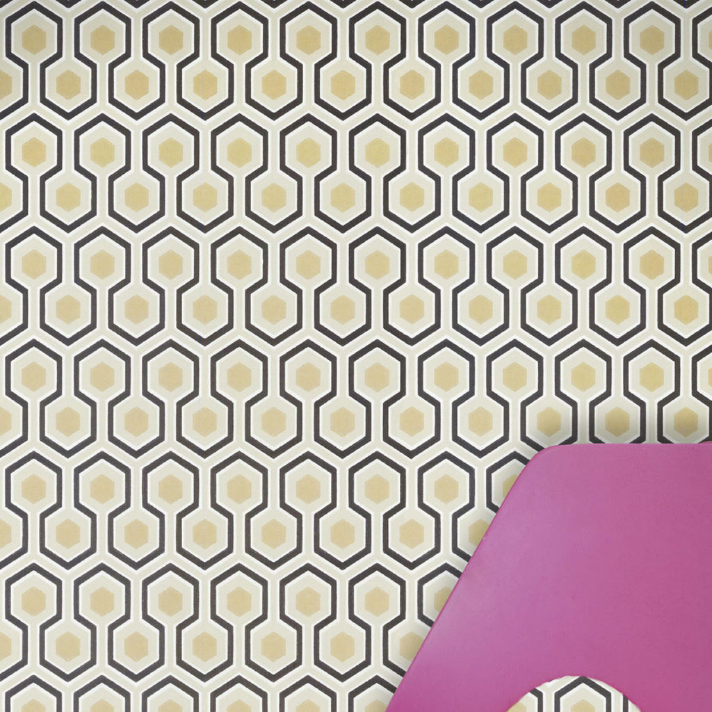 Tapeta Cole and Son Hexagon, Honeycomb