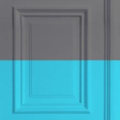 Fototapeta Mineheart Grey/Turquoise Fototapetaling Wallpaper