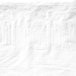 Fototapeta Mineheart Paper Palace Folded Hall Wallpaper Mural