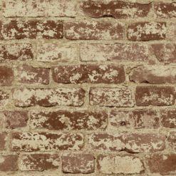Tapeta York Natural Elements Stuccoed Brick RB4305