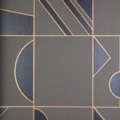 Tapeta Hooked on Walls Tinted Tiles Groove 29043