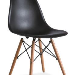 Krzesło czarne Enzo