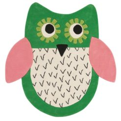 Dywan Designers Guild Little Owl Emerald