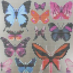 Tapeta Osborne & Little Verdanta Butterfly House OLW6594-01