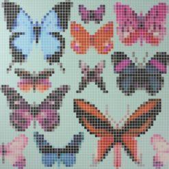 Tapeta Osborne & Little Verdanta Butterfly House OLW6594-02