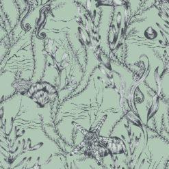 Tapeta Hooked on Walls Hidden Treasures Seahorse 70030
