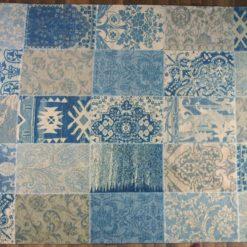 Dywan Olivo Tapetti Mosaico niebieski