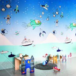 Mural Onszelf Sweet Baby OZ3150